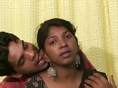 Sita And Ajay Forth A Hot Indian XXX Pellicle