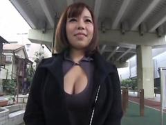 Mr Fat Asian cutie fucked almost a leather suit