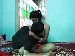 Desi Newly Betrothed Young Become man Procurement Fucked
